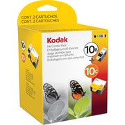 Kodak 10B/10C Black/Colour Ink Cartridges, Combo Pack (8367849)