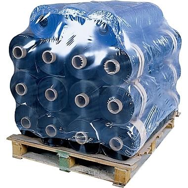 Gusseted Polyethylene Pallet Shrink Bags, 50