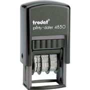 Trodat® – Petits timbres dateurs 4850 avec texte