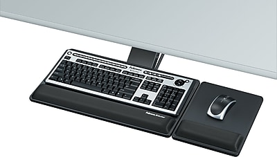 Fellowes® Designer Suites Premium Keyboard Tray