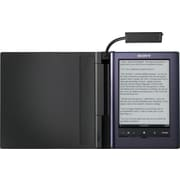 Sony® Reader Cover for Pocket Edition with Light (Blue)