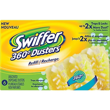 Swiffer 360 Refill, 6/pack
