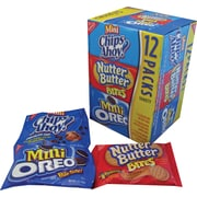 Nabisco® Mini Cookie Variety Pack, 1 oz. Bags, 48 Bags/Box