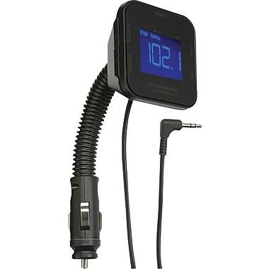 Scosche® tuneIT - Digital FM transmitter with Back Lit Display & Flex-Neck