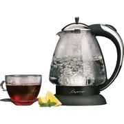 Capresso H20 Plus Glass Water Kettle, 1.5 Quart