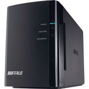 Buffalo LinkStation™ Duo 1TB Dual-Drive Shared Storage (NAS)