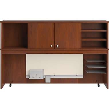 Bush® Envoy Hutch,Hansen Cherry