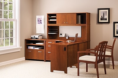 Bush® Office Envoy Collection, Hansen Cherry