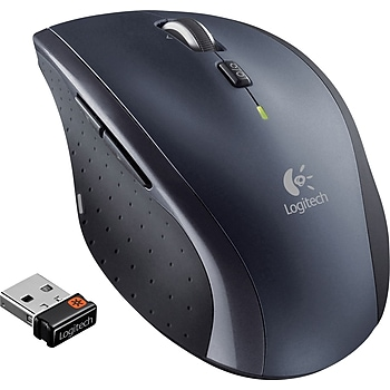 Refurb Logitech M705 Marathon Wireless Laser Mouse (Black)