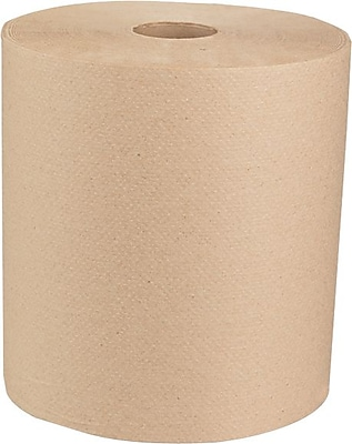 Boardwalk® Green Universal Roll Towels, Natural, 1-ply, 8