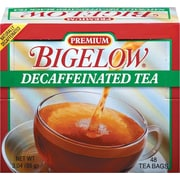 Bigelow® Decaf Black Tea, 48/Bx