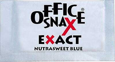Office Snax® Sugar Substitute, 0.12 oz, 2000/Carton (00060)