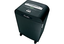 Swingline® DX18-13, 1758585, 18 Sheets, Cross-Cut, Jam Free Shredder, Black