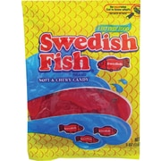 Swedish Fish Soft & Chewy Candy, 5 oz., 12 Bags/Box (AR1506208)