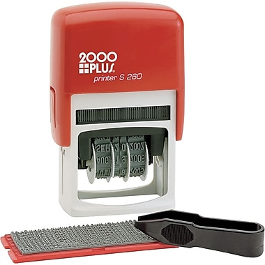 2000 PLUS® Two-Color Create-a-Stamp Kit