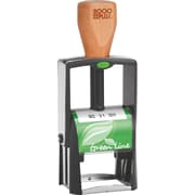 Cosco® Green Line Self-inking Dater