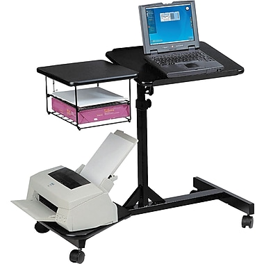 Balt 42052 Lapmaster Laptop Stand, Black