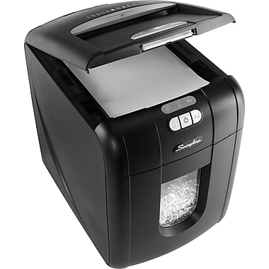 Swingline Stack-and-Shred 130X Auto Feed Shredder (1757571)
