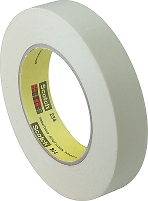 Scotch® #234 Performance Masking Tape, 3/4