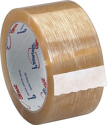 Intertape® 520 Premium Carton Sealing Tape, Clear, 2
