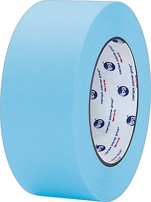 Intertape® PF3 Light Blue Masking Tape 1