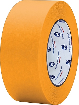 Intertape® PF3 Orange Masking Tape, 1