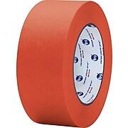 "Intertape® PF3 Red Masking Tape, 2"" x 60 yds., 24/Case"