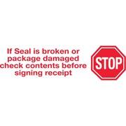 Tape Logic™ Pre-Printed Carton Sealing Tape