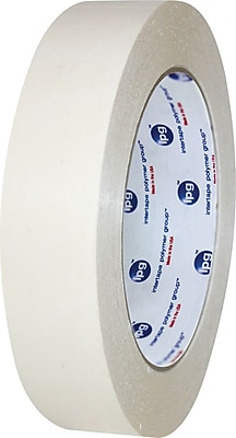 Polyethylene Double Sided Foam Tape, 1/2
