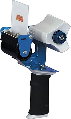 Staples Standard-Duty Comfort Grip Carton Sealing Tape Dispenser, 3