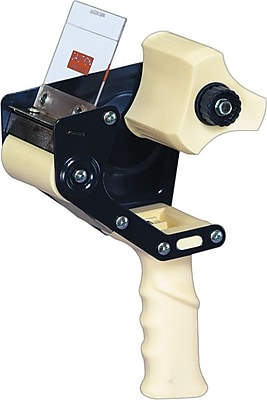 Heavy-Duty Carton Sealing Tape Dispenser, 3