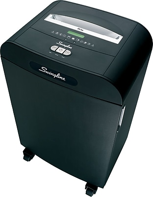 Swingline® DM11-13, 1770070, 11 Sheets, Micro-Cut, Jam Free Shredder, Black
