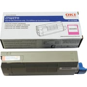 Okidata Magenta Toner Cartridge (44318602)