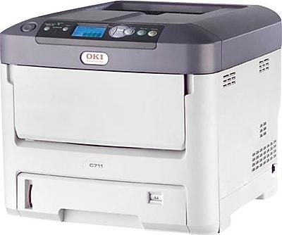 Okidata® C711n Digital Color Printer Series (OKI62433501)