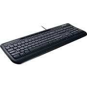 Microsoft Wired Keyboard 600, Black (ANB-00001)