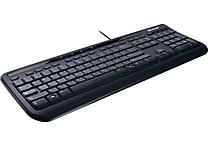 Microsoft Wired Keyboard 600, Black (ANB-00001)