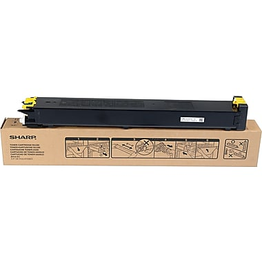 Sharp Yellow Toner Cartridge (MX-31NTYA)
