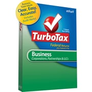 TurboTax Business Fed + Efile 2010