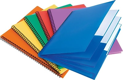 Presentation Books & Folders