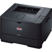OKI® B411d Digital Mono Laser Printer, Beige