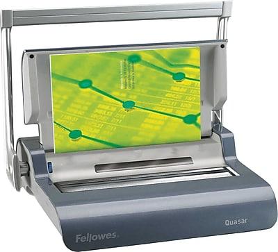 Fellowes® Quasar Wire Binding Machine, Manual 500