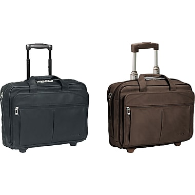 SOLO® Classic Collection CheckFast™ Rolling Laptop Case
