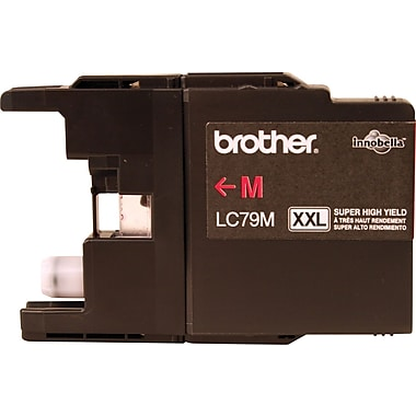 Brother LC79M Magenta Ink Cartridge, Super High Yield