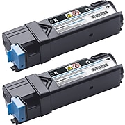 Dell 899WG Black High Yield Toner Cartridge, 2/Pack