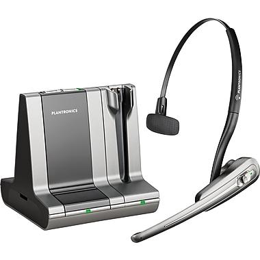 Plantronics Savi W0101 Wireless Office Phone Headset with Noise Canceling