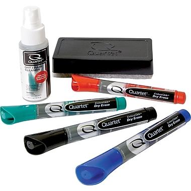 Quartet® EnduraGlide™ Dry-Erase Starter Set