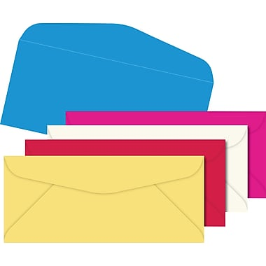 Colored #10 Envelopes