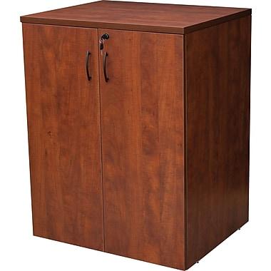 Regency® Sandia Storage Hutch/Cabinet, Cherry