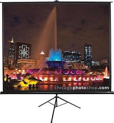 Elite Screens Tripod Portable Projection Screen
