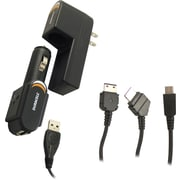 Duracell 3 in 1 Charger for Samsung Phones